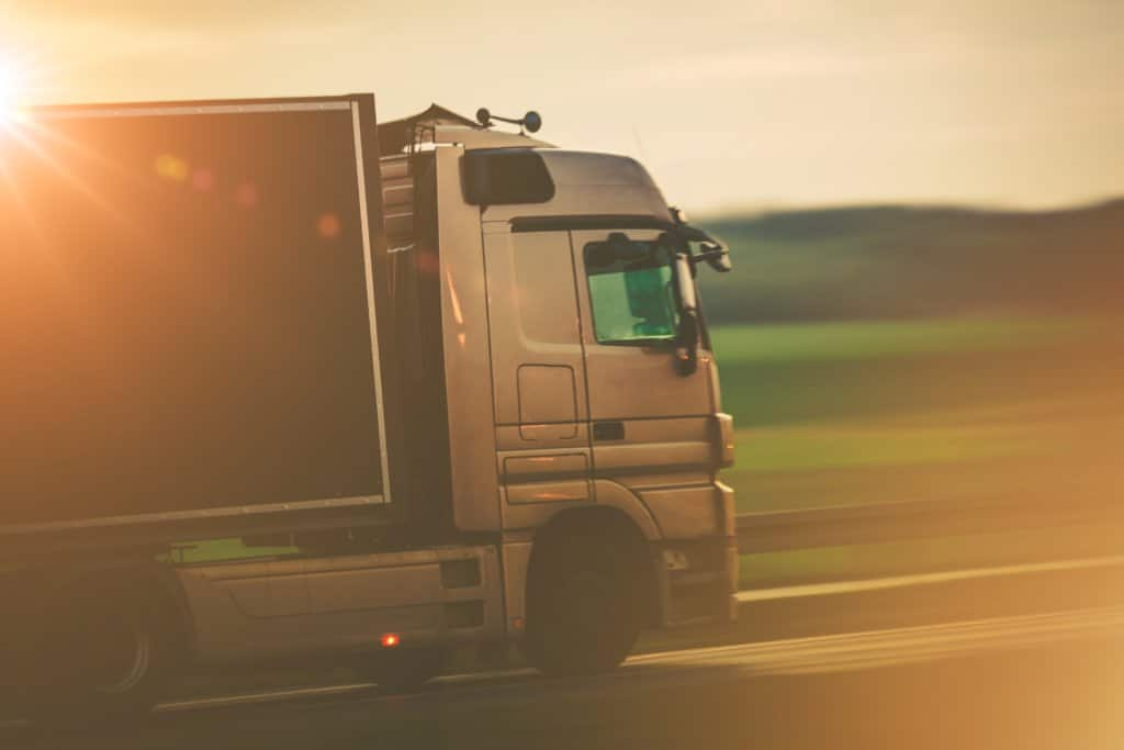 Sonderfahrten und Schwertransporte