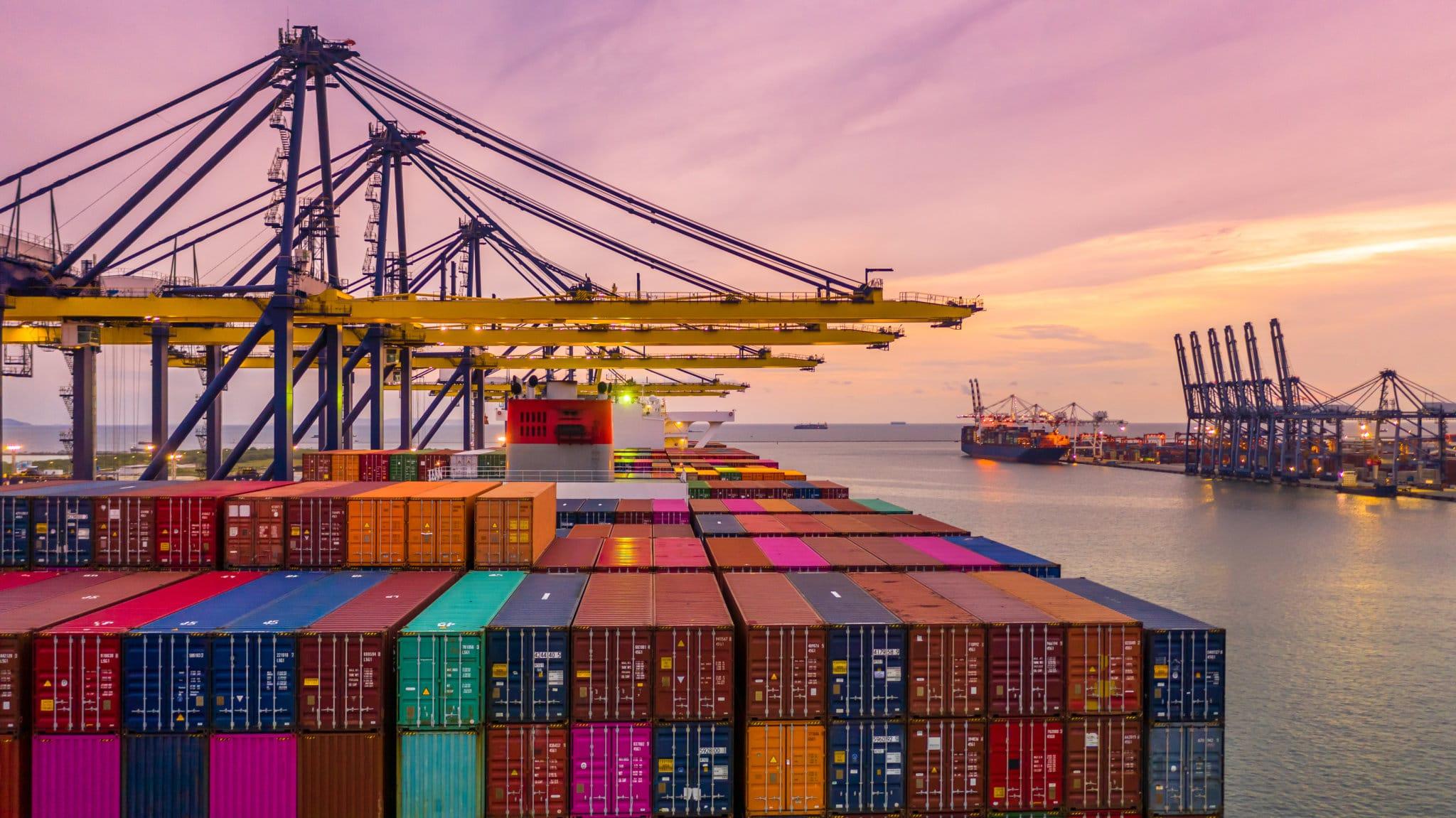 Einfuhr in die Schweiz bei deutschen Exporten